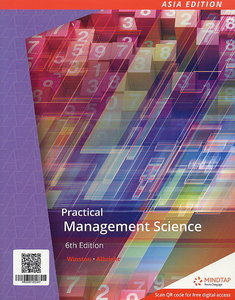 Practical Management Science, 6/e (AE-Paperback)【內含Access Code,經刮除不受退】-cover