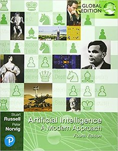 Artificial Intelligence: A Modern Approach, 4/e (IE-Paperback)-cover