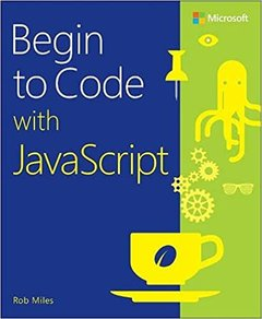Begin to Code with JavaScript-cover