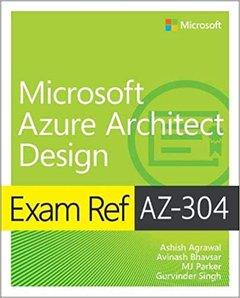 Exam Ref Az-304 Microsoft Azure Architect Design-cover