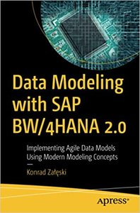 Data Modeling with SAP Bw/4hana 2.0: Implementing Agile Data Models Using Modern Modeling Concepts-cover