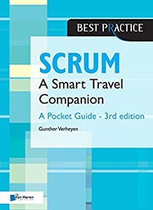 Scrum – A Pocket Guide – 3rd edition: A Smart Travel Companion-cover
