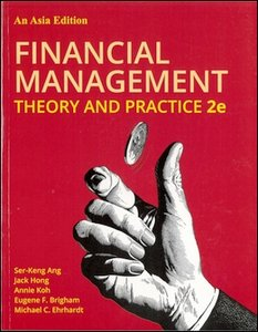 Financial Management: Theory and Practice, 2/e (An Asia Edition)(Paperback)-cover