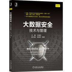大數據安全:技術與管理-cover