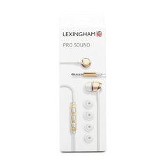 高端金屬質感耳機-金色-cover