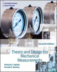 Theory and Design for Mechanical Measurements, 7/e (GE-Paperback)-cover