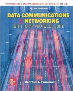 Data Communications and Networking with TCP/IP Protocol Suite, 6/e (IE-Paperback)-cover