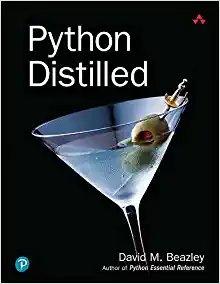 Python Distilled-cover