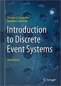Introduction to Discrete Event Systems-cover