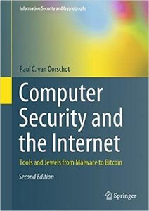Computer Security and the Internet: Tools and Jewels from Malware to Bitcoin-cover