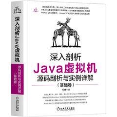 深入剖析 java 虛擬機:源碼剖析與實例詳解 (基礎卷)-cover