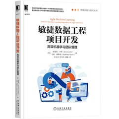 敏捷數據工程項目開發:高效機器學習團隊管理-cover