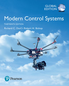 Modern Control Systems, 13/e (GE-Paperback)-cover